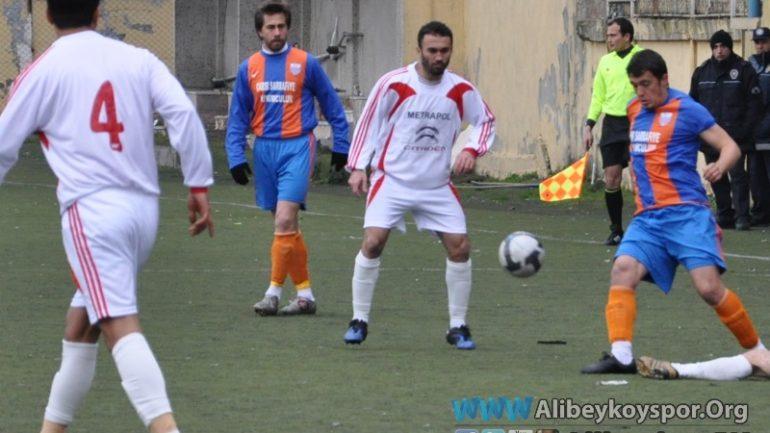 Alibeyköyspor 2-1 Ayşekadın Gençlerbirliğispor