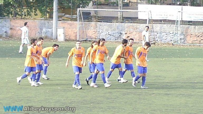Alibeyköyspor 2-1 Çamlıcaspor
