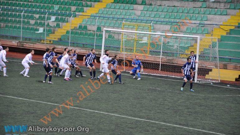 Alibeyköyspor 0-3 Arnavutköy Belediyespor