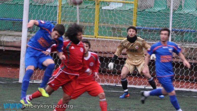 İstinyespor 1-2 Alibeyköyspor