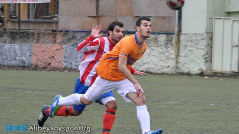 Alibeyköyspor 2-0 Yıldırım Bosnaspor