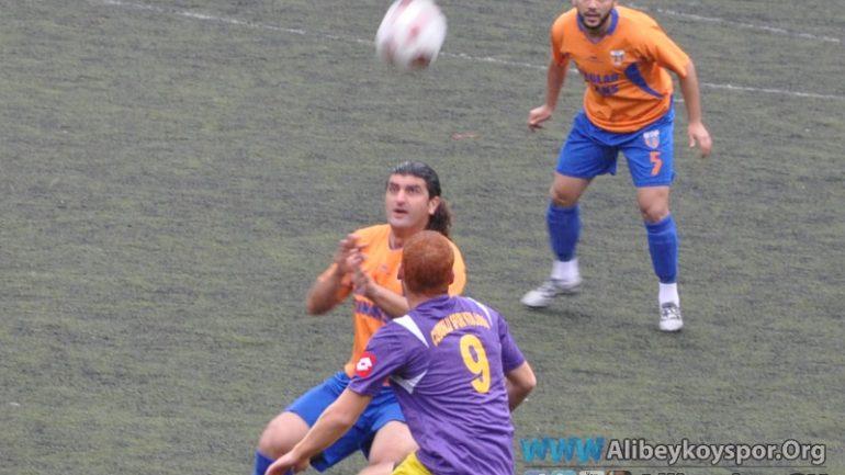 Çubukluspor 0-0 Alibeyköyspor