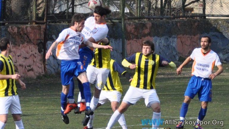 Alibeyköyspor 3-3 Fenerköyspor