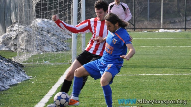 Dikilitaşspor 1-0 Alibeyköyspor