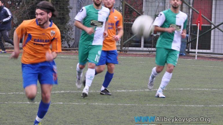 Alibeyköyspor 3-1 Çengelköyspor