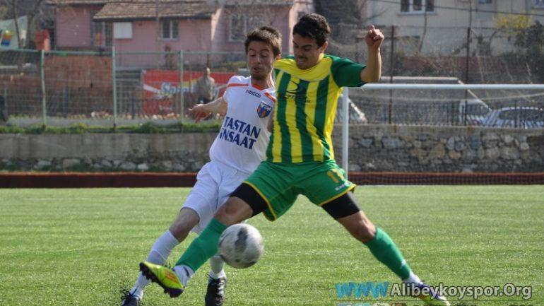 Alibeyköyspor 1-4 Çıksalınspor