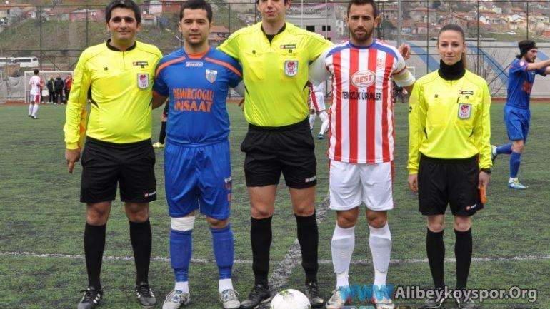 Alibeyköyspor 1-0 Halide Edip Adıvarspor