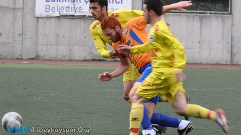 Alibeyköyspor 0-1 Çatalcaspor
