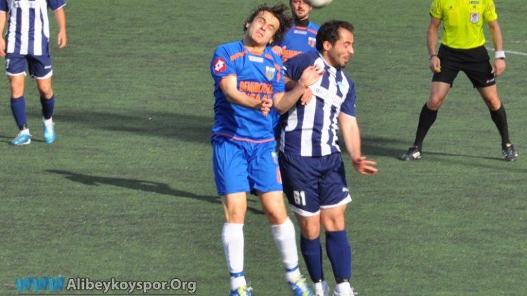 Arnavutköy Belediyespor 0-5 Alibeyköyspor
