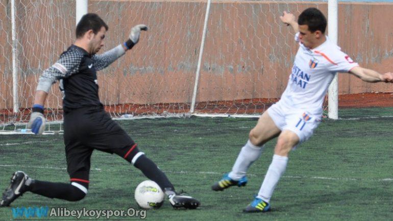 Bağlarbaşıspor 1-0 Alibeyköyspor