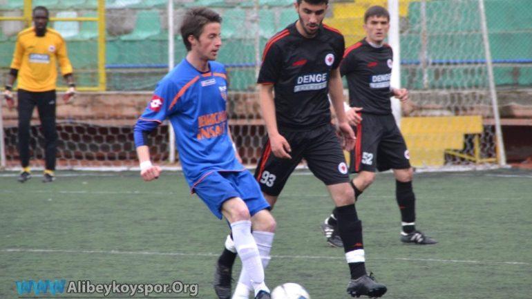 Leventspor 0-1 Alibeyköyspor