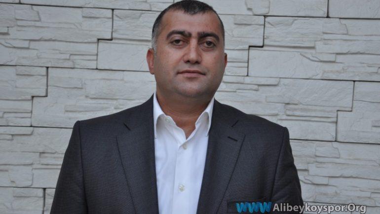 Başkanımız Ali Zengin'den teşekkür mesajı