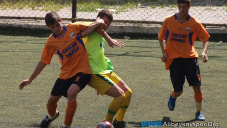 Alibeyköyspor 3-4 Mecidiyeköyspor