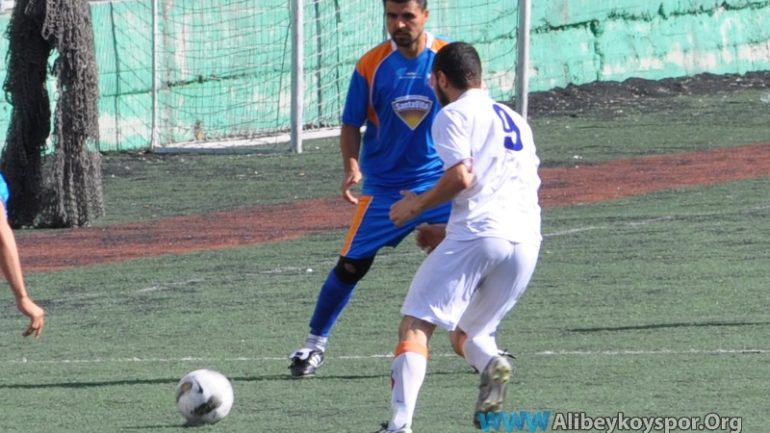 İstanbul Gümüşhane 2-2 Alibeyköyspor