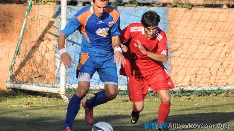 Alibeyköyspor 1-0 Reşitpaşaspor