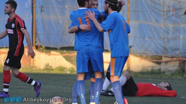 Alibeyköyspor 6-0 Gülsuyuspor
