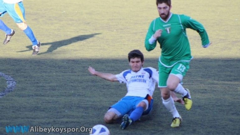 Alibeyköyspor 0-4 Beşyüzevler