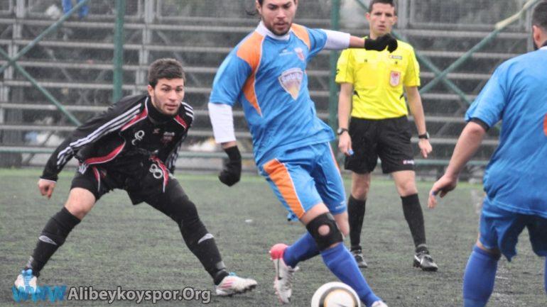 Galataspor 2-1 Alibeyköyspor