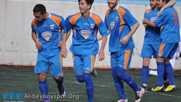 Reşitpaşaspor 3-3 Alibeyköyspor