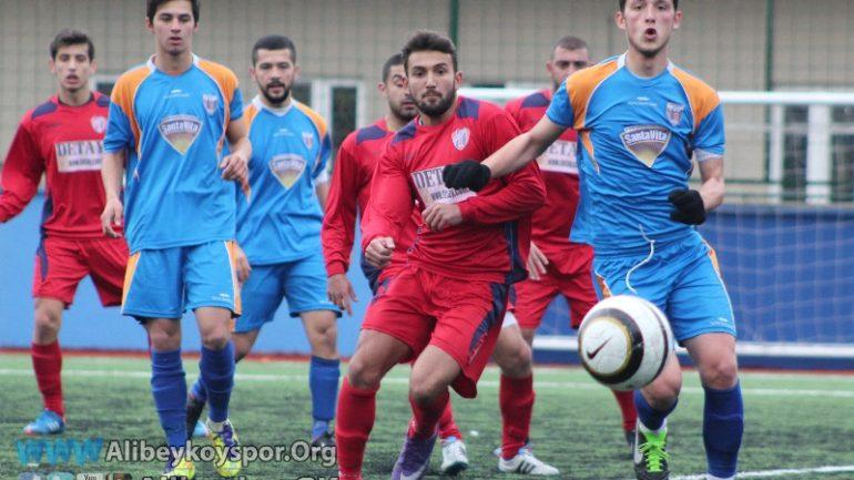 Selimiyespor 5-0 Alibeyköyspor