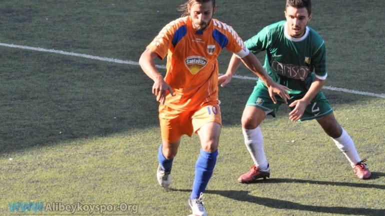 Alibeyköyspor 1-2 Zara Ekinlispor