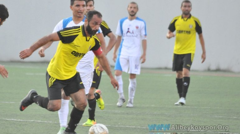 Esen Bayburtspor 1-1 Alibeyköyspor