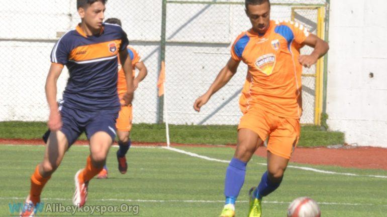 Fikirtepe Dumlupınarspor 0-2 Alibeyköyspor
