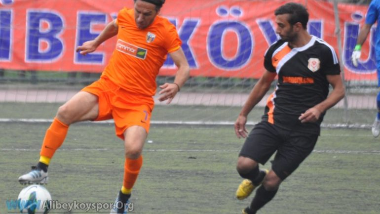 Alibeyköyspor 1-3 Hasköyspor