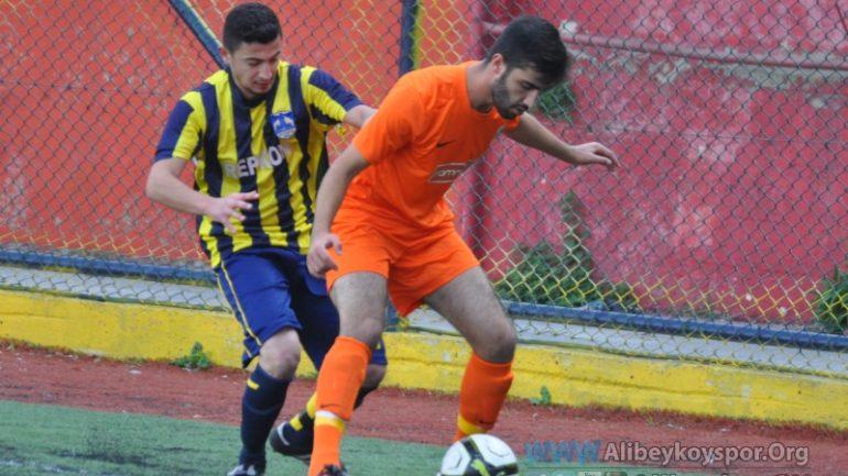 Alibeyköyspor 3-3 Şilespor