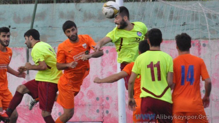 Kadırgaspor 0-1 Alibeyköyspor