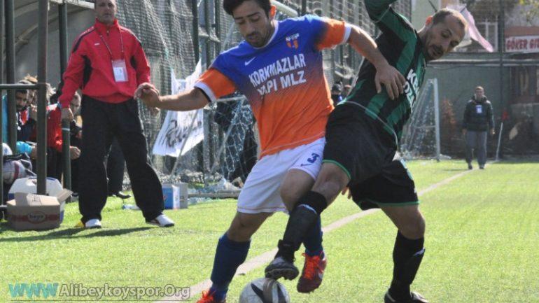 Küçükköyspor 3-0 Alibeyköyspor