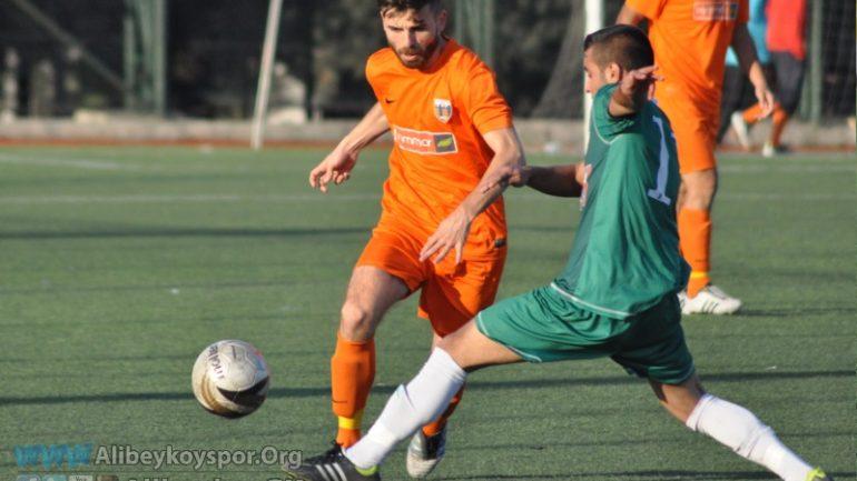 Zara Ekinlispor 2-0 Alibeyköyspor