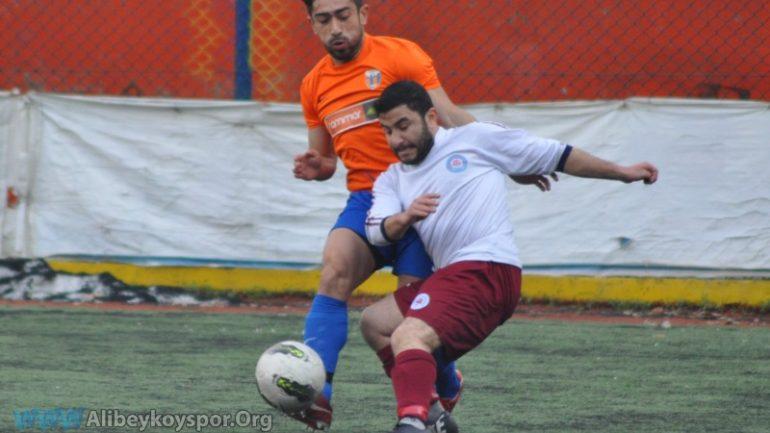 Alibeyköyspor 1-1 Kadırgaspor