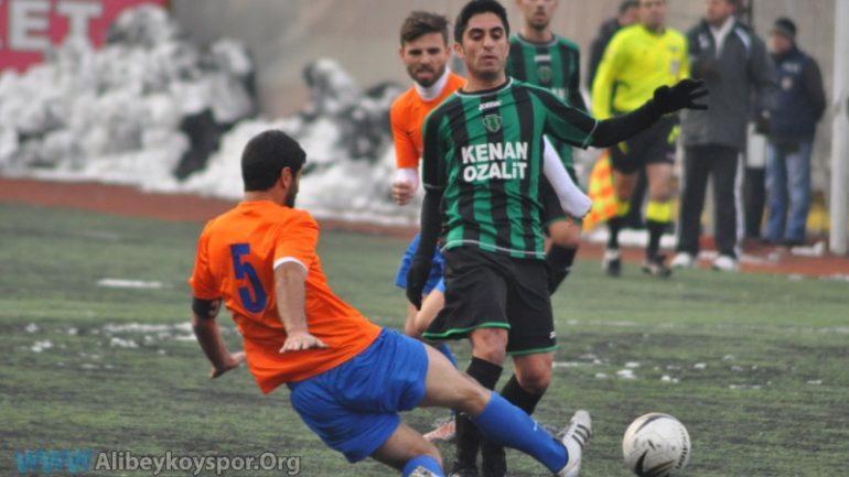 Alibeyköyspor 2-1 Küçükköyspor