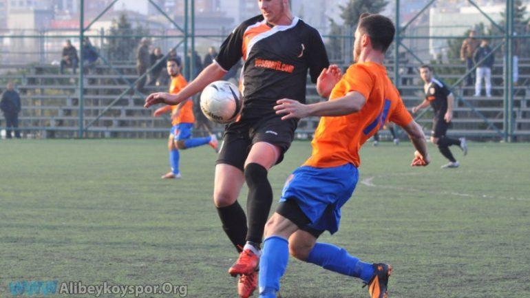 Hasköyspor 3-1 Alibeyköyspor
