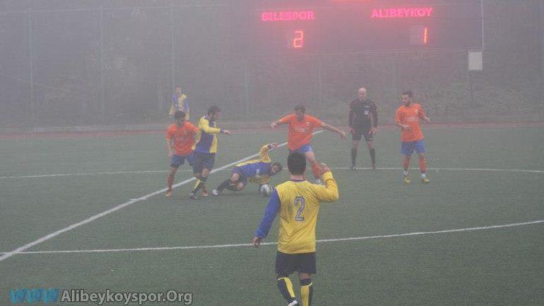 Şilespor 2-1 Alibeyköyspor