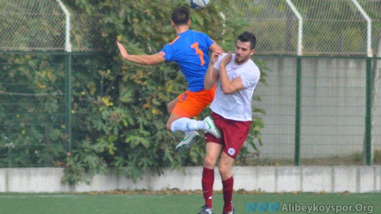 Alibeyköyspor 3-0 Kadırgaspor