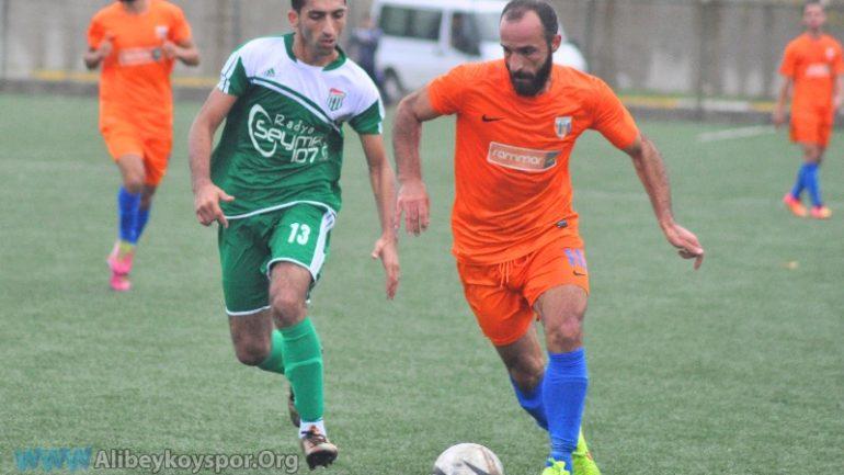 Alibeyköyspor 2-1 Selvispor