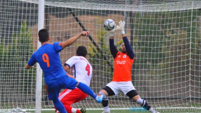 Çekmeköyspor 0-2 Alibeyköyspor