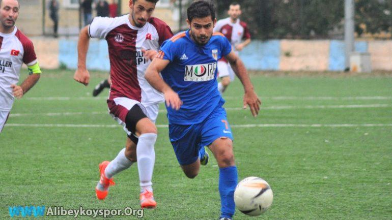 Alibeyköyspor 7-2 Ortaçeşmespor