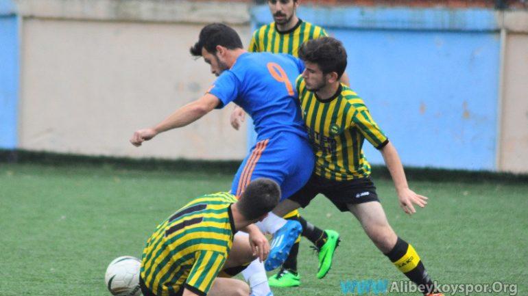 Alibeyköyspor 2-1 Sütlücespor