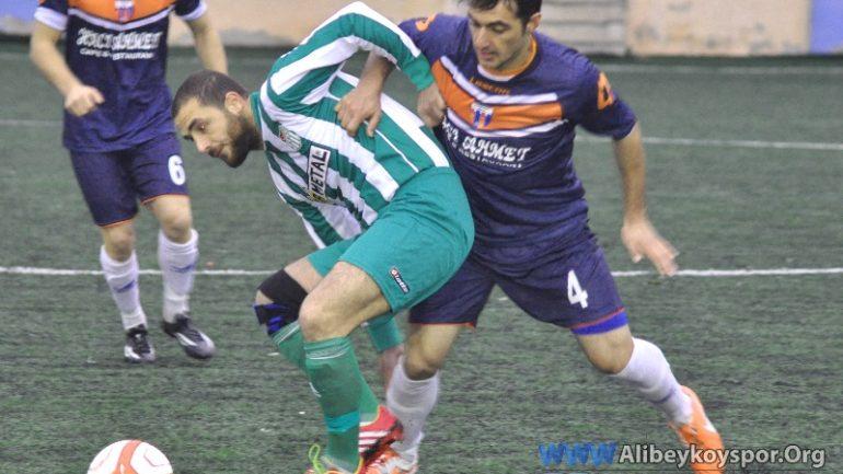 Alibeyköyspor 3-2 Çayırbaşıspor