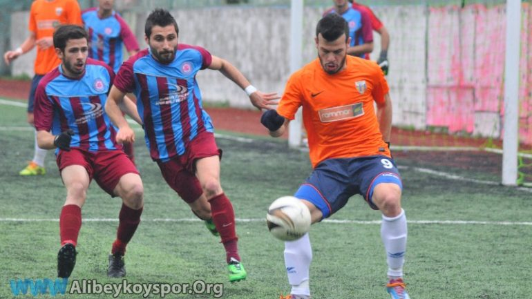 Kadırgaspor 1-4 Alibeyköyspor