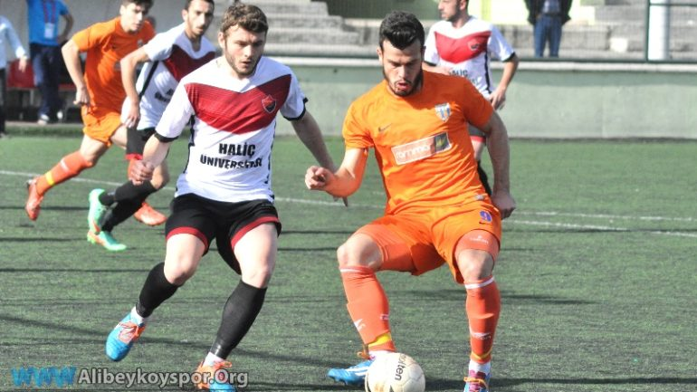 Kuştepespor 2-1 Alibeyköyspor