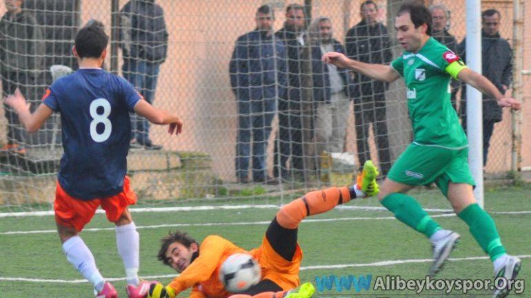 Alibeyköyspor 5-1 Hadımköyspor