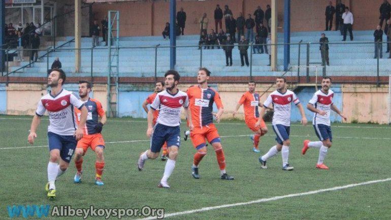 Alibeyköyspor 0-0 Çekmeköyspor