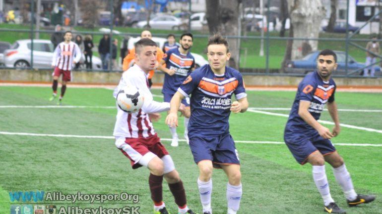 Ortaçeşmespor 3-2 Alibeyköyspor