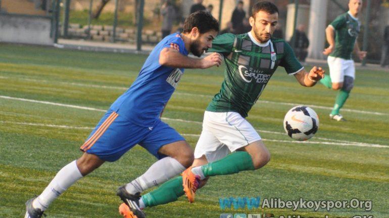 Selvispor 1-3 Alibeyköyspor