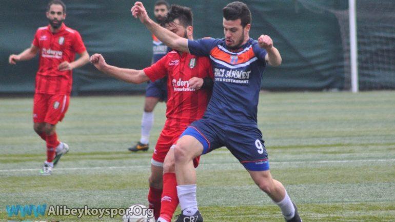 Alibeyköyspor 2-0 Ataşehir Çamolukspor