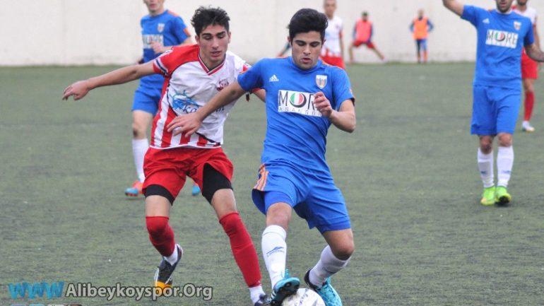 Kartal Bulvarspor 1-0 Alibeyköyspor